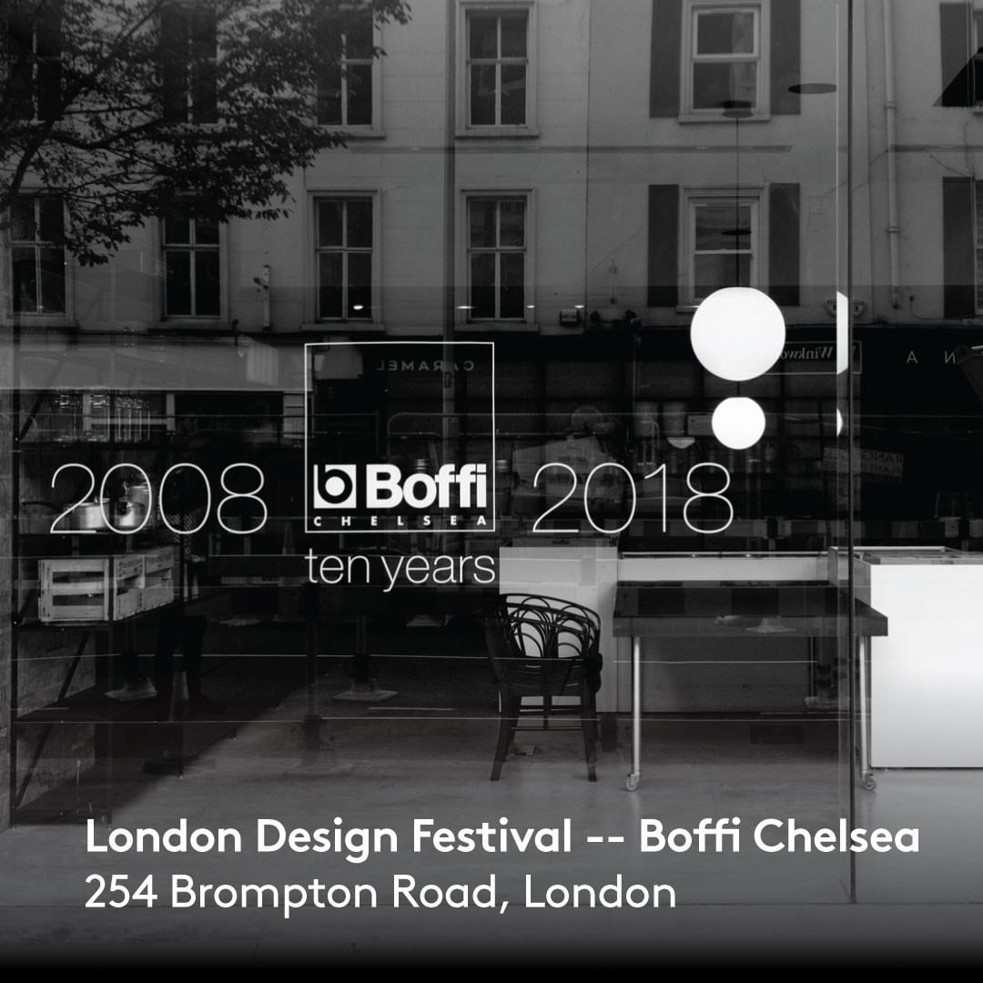 Today is the day! Boffi Group presents the highly anticipated 2018 collections for the first time in the UK during the London Design Festival at the Boffi Chelsea showroom. London Design Festival celebrates and promotes London as one of the design capital of the world. The Festival returns to venues and institutions across the city from 15-23 September 2018. Located in the Brompton Design District, Boffi's showroom is a destination for architects, designers and end clients across the UK seeking category-defining contemporary furniture; this year Boffi Chelsea celebrates also its 10th year of activity. The three brands of the Group, Boffi De Padova and MA/U Studio, offer unique and tailor-made solutions for home, defining a total living experience. @boffi_uk @depadova_uk @l_d_f_official . Boffi Chelsea, 254 Brompton Road, London SW3 2AS . . . #boffigroup #boffi #boffidesign #depadova #depadovadesign #maustudio #maustudiodesign #LDF18 #londondesignfestival #london #boffichelsea #chelsea #architecture #contemporaryfurniture #designinterior #designfurniture #design #furniture #furnituredesign #homeinterior #interior #interiorarchitecture #interiordecor #interiordesign #minimalinterior