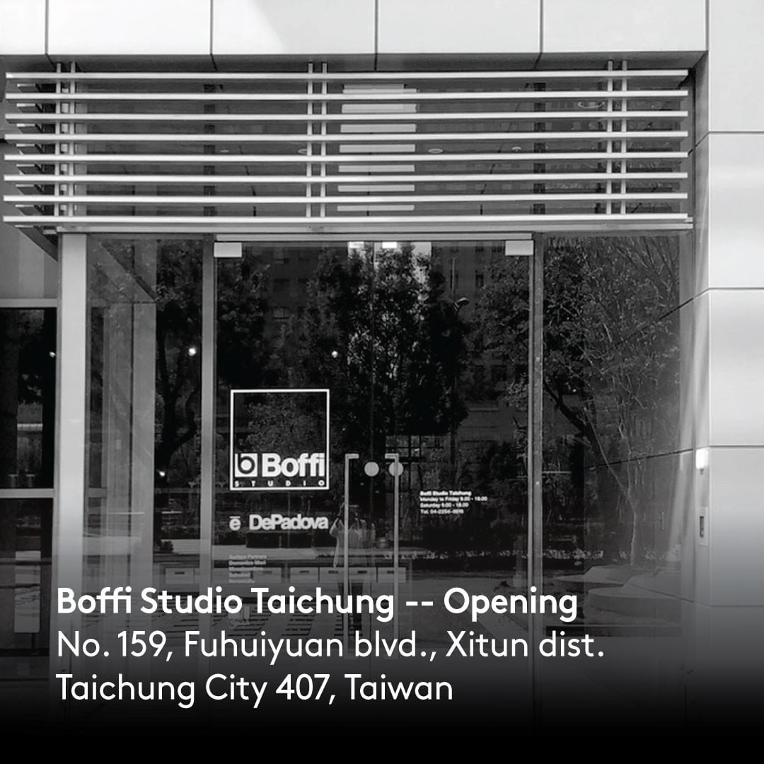 Boffi Studio Taichung represents a new  design destination for the Taiwanese market and its space showcases  effortlessly all the three brands. The three brands Boffi, De Padova and MA / U Studio offer a total living  experience, where all the companies contribute to create unique and  tailored solutions for the home. @boffi_studio_taichung . . . #boffigroup #boffi #boffidesign #depadova #depadovadesign #maustudio #maustudiodesign #boffistudio #boffiopening #boffitaichung #architecture #archstagram #contemporaryfurniture #decor #designinterior #designfurniture #designinspiration #dream_interiors #furniture #furnituredesign #homeinterior #instahome #interior  #interiorarchitecture #interiordecor #interiordesign #minimalinterior