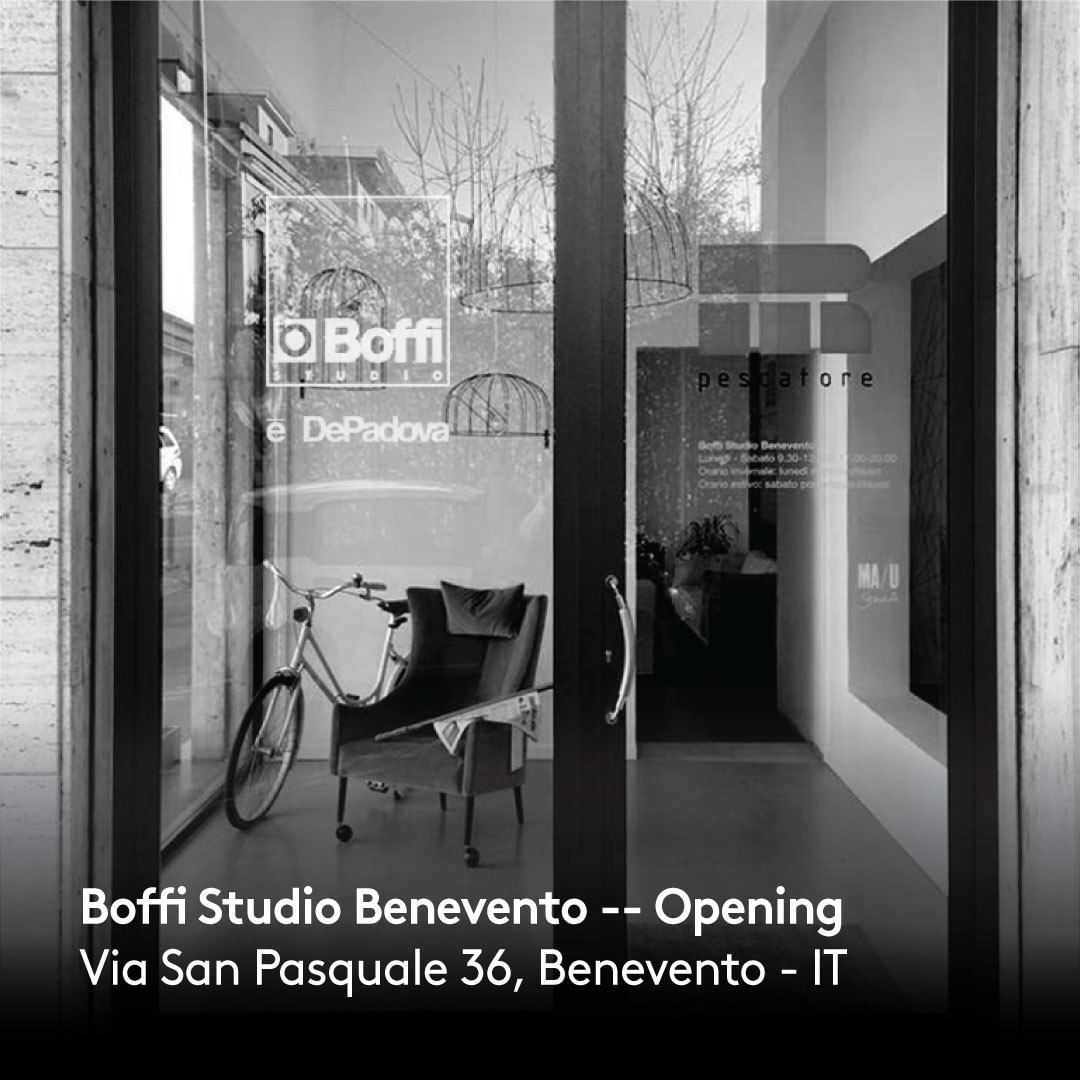 In the South! The new address of the Boffi Group is at 36 of Via San Pasquale, one of the main arteries of Benevento that leads to the well-known Arch of Trajan, a stone's throw from the historic centre.  @boffi_official @depadova_official @mau_studio_official . . .  #boffigroup #boffi #boffidesign #depadova #depadovadesign #maustudio #maustudiodesign #boffistudio #benevento #boffistudiobenevento #architecture #archstagram #contemporaryfurniture #decor #design #designinterior #designfurniture #designinspiration #dream_interiors #furniture #furnituredesign #homeinterior #instahome #interior #interiorarchitecture #interiordecor #interiordesign #minimalinterior #luxury